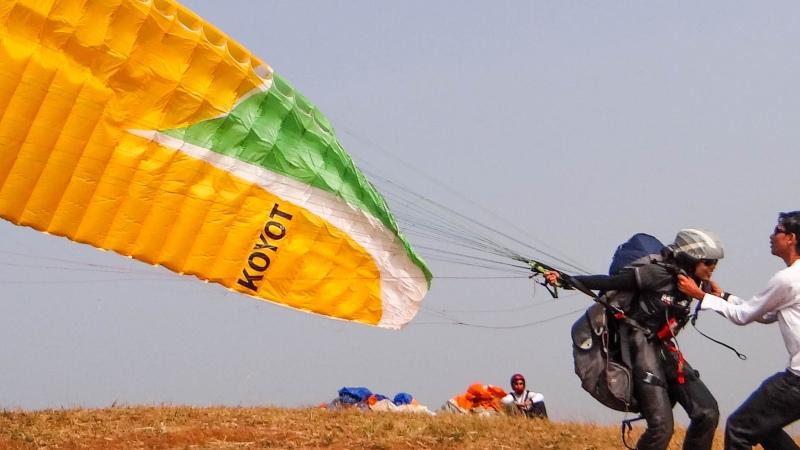 Eudaimoniacs RTW Series: Leg 1 India (Kamshet) Day 49 to 61 – Thosai andChai
