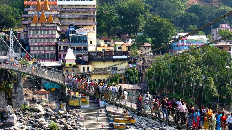 Eudaimoniacs RTW Series: Leg 1 India (Rishikesh) Day 63 to 92 – Thosai andChai