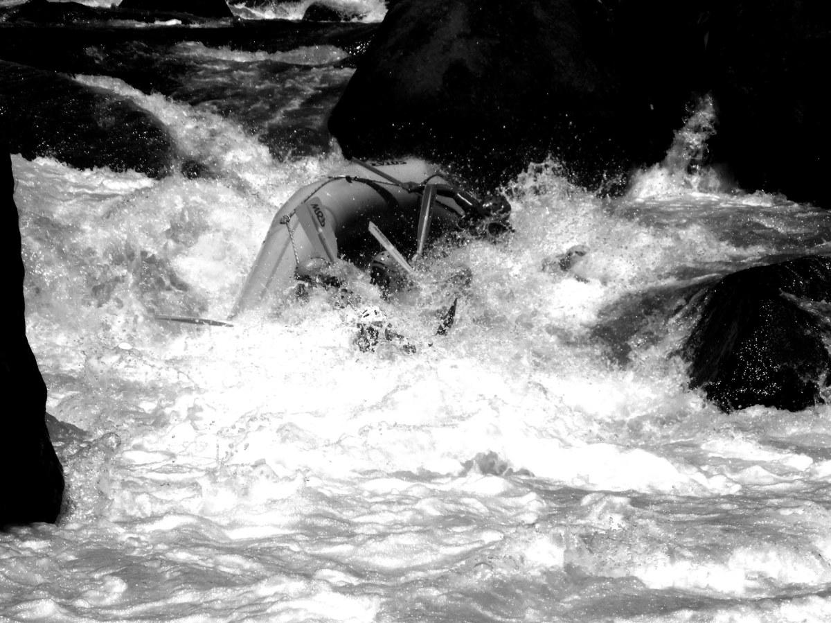 Grade 4 River Rafting At The Outskirts Of Kuala Lumpur
