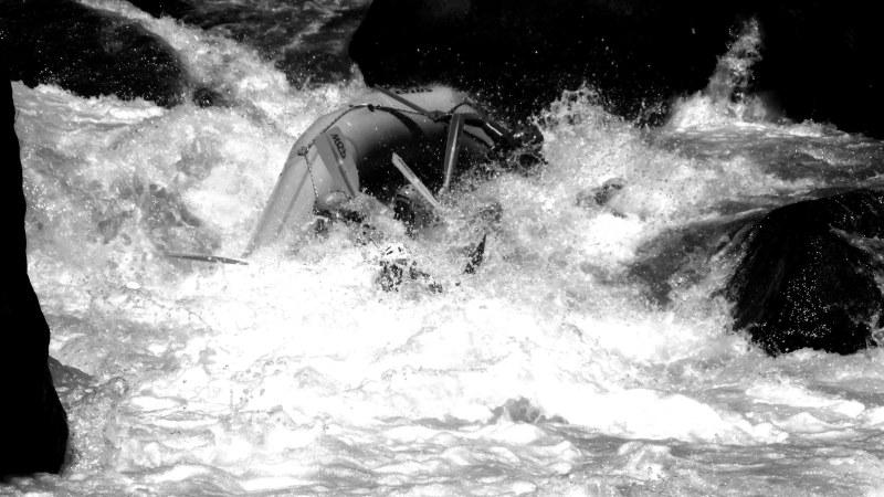 Grade 4 River Rafting At The Outskirts Of KualaLumpur
