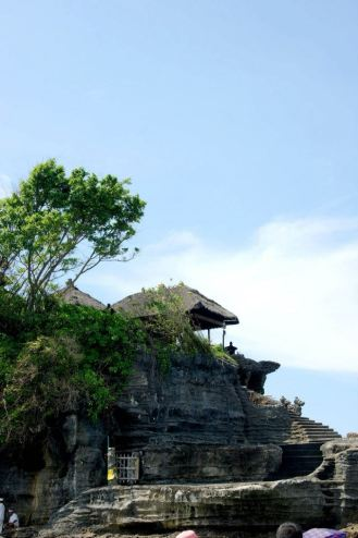 The Tanah Lot Temple