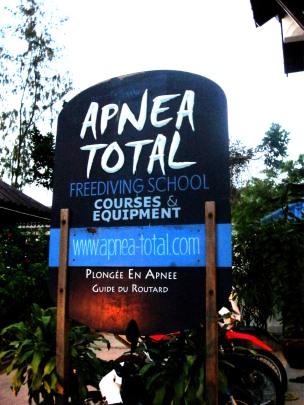 Apnea Total Freediving