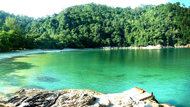 The Emerald Waters Of Pangkor