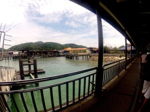 2nd Stop: Pangkor Town