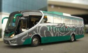 Plusliner Bus