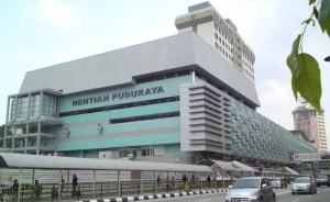 Puduraya Bus Terminal in KL