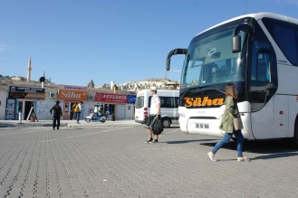 Goreme Bus Terminal