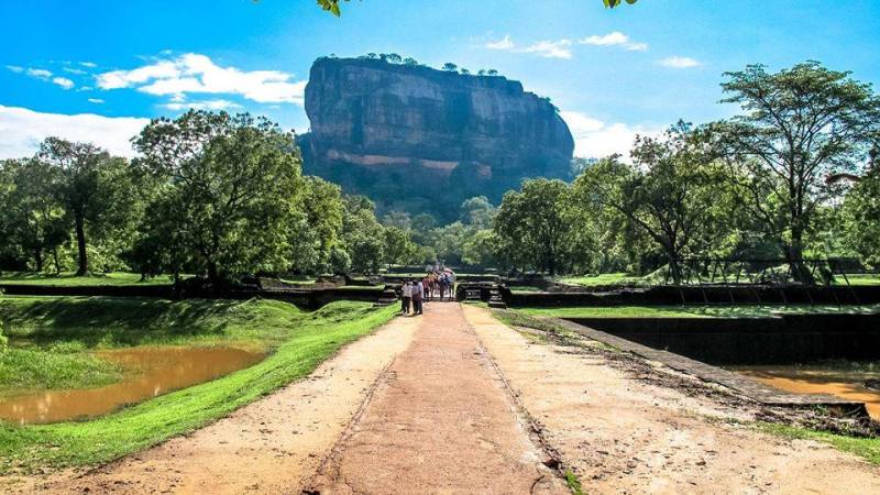Sigiriya: The 8th Wonder Of The Ancient World