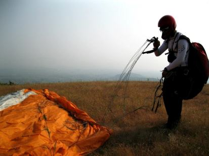 10-Day Paragliding In Kamshet, India