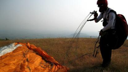 10-Day Paragliding In Kamshet,India