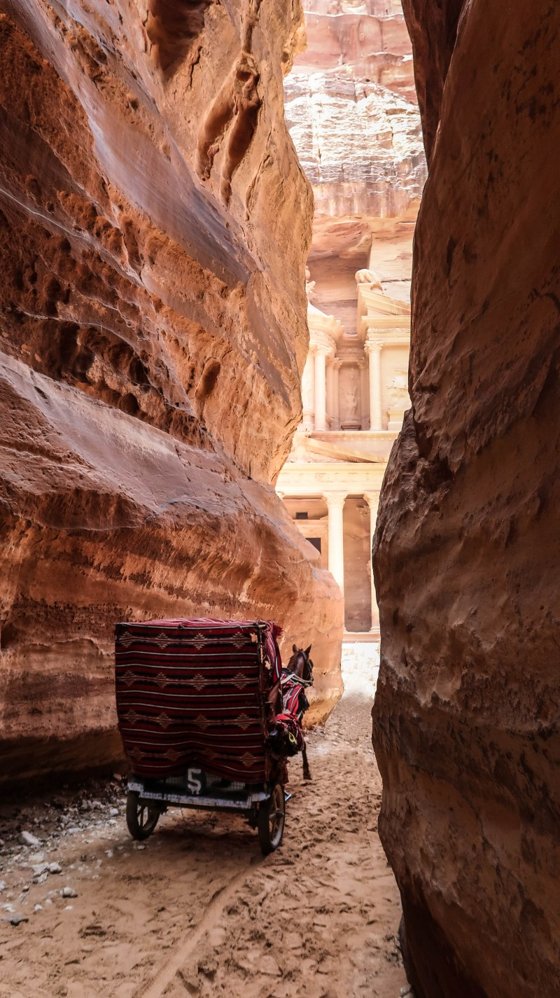 Hymn To Jordan: 4 Days In Petra
